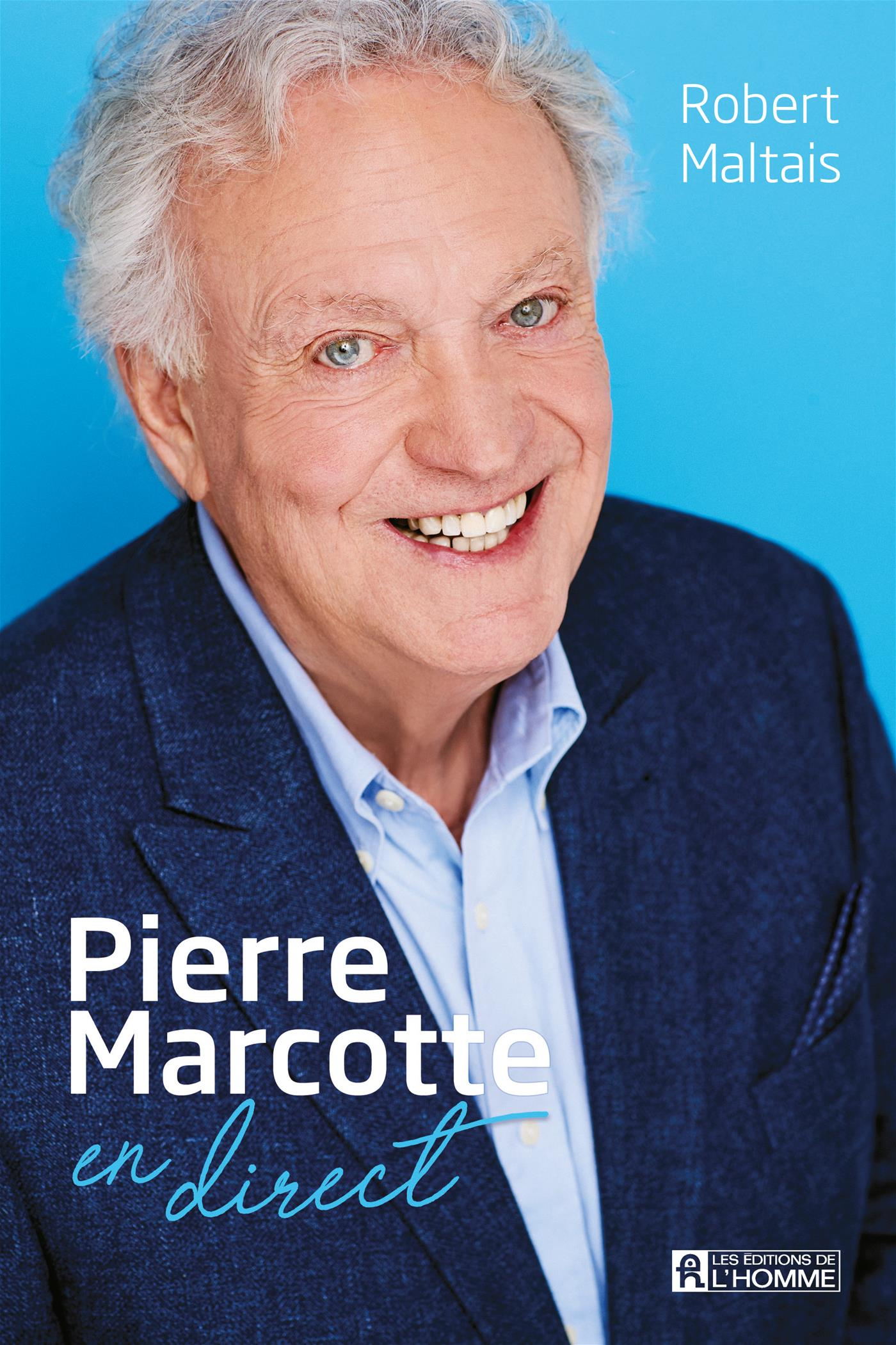 Image de couverture (Pierre Marcotte en direct)