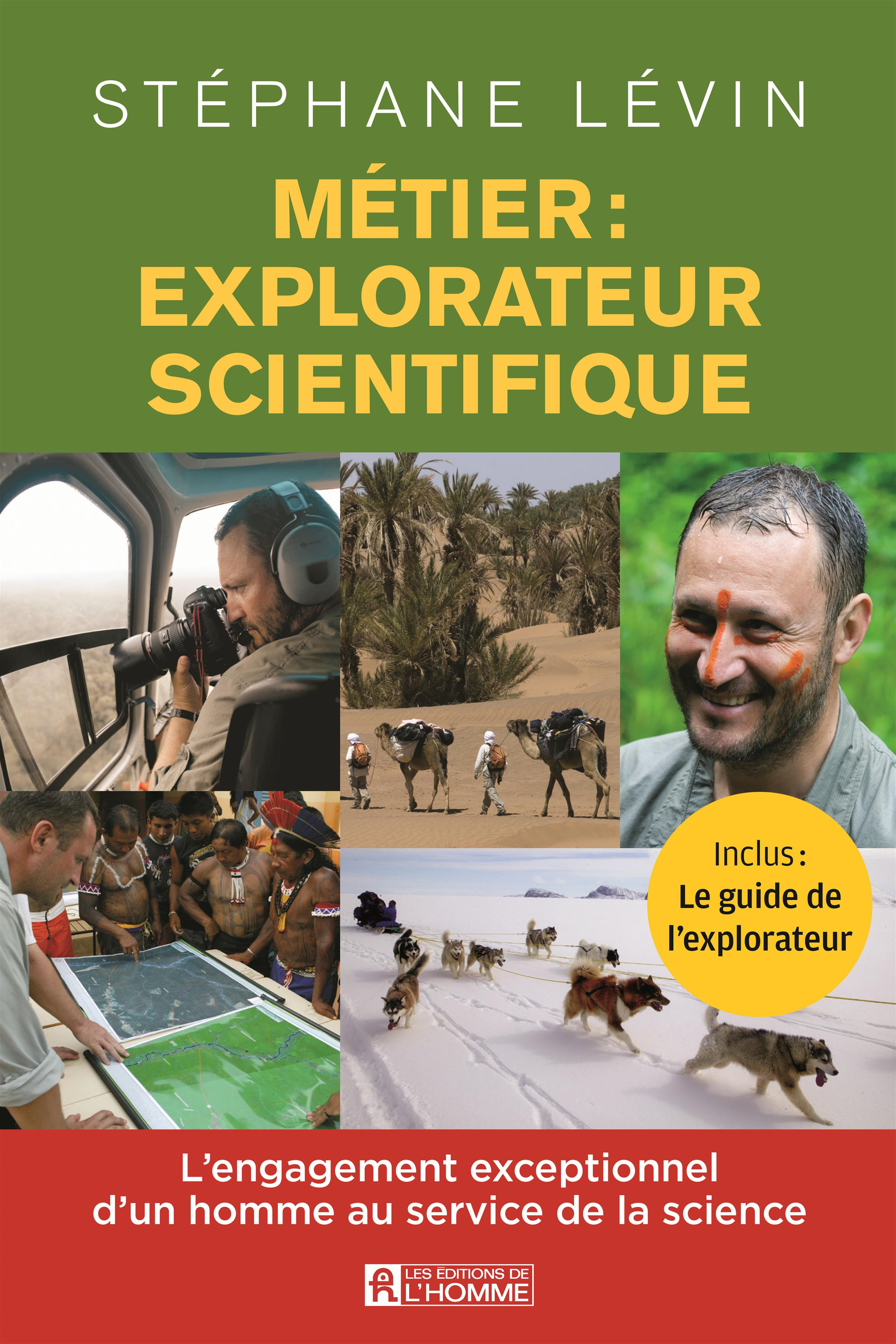 Métier: explorateur scientifique