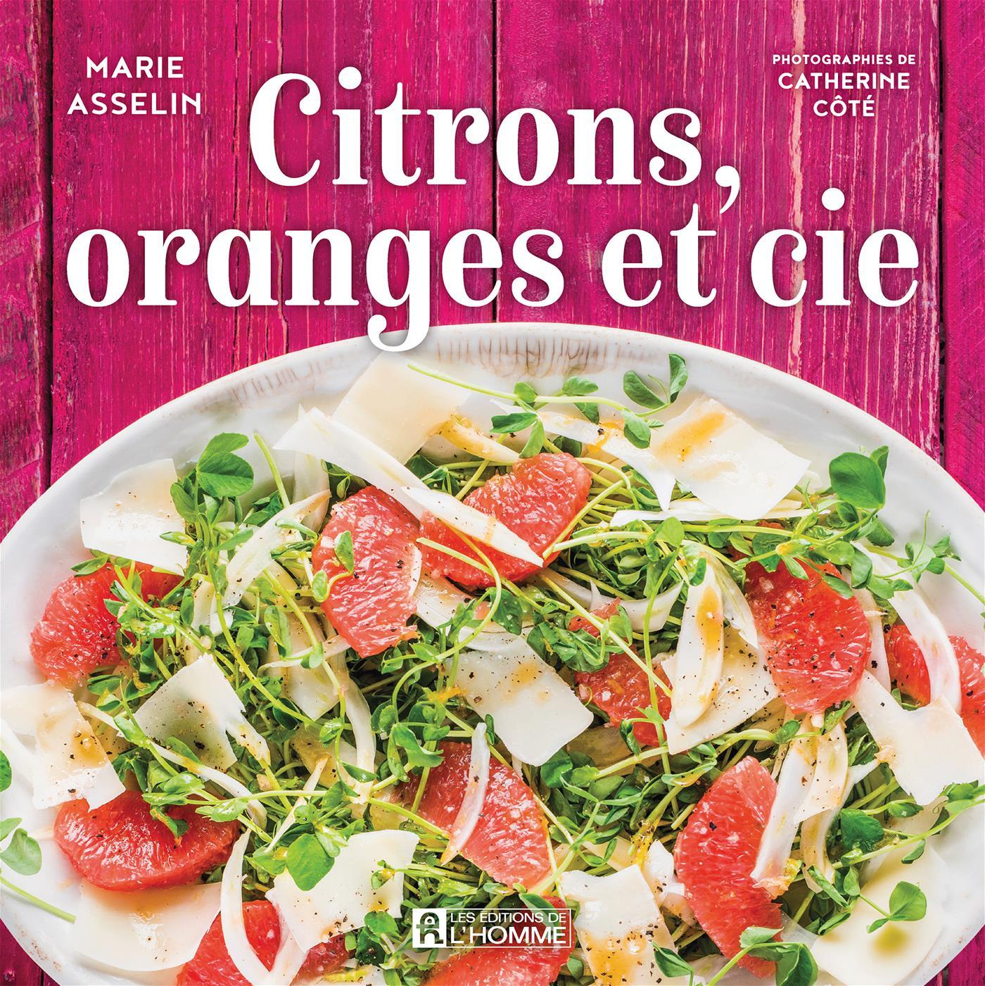 Citrons, oranges et cie