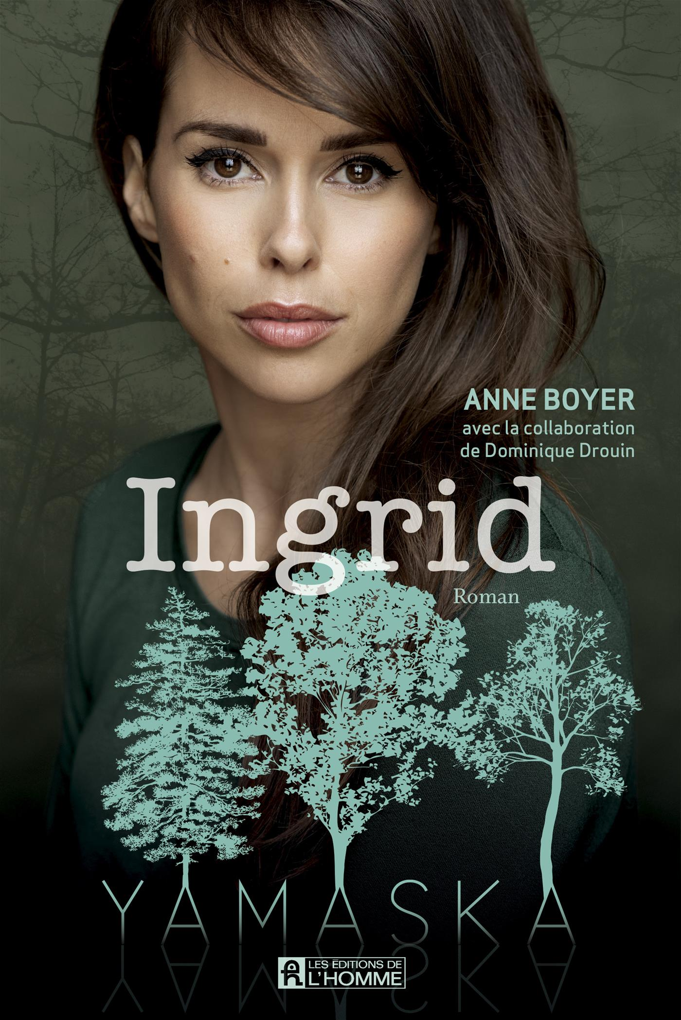 Image de couverture (Ingrid - Yamaska)