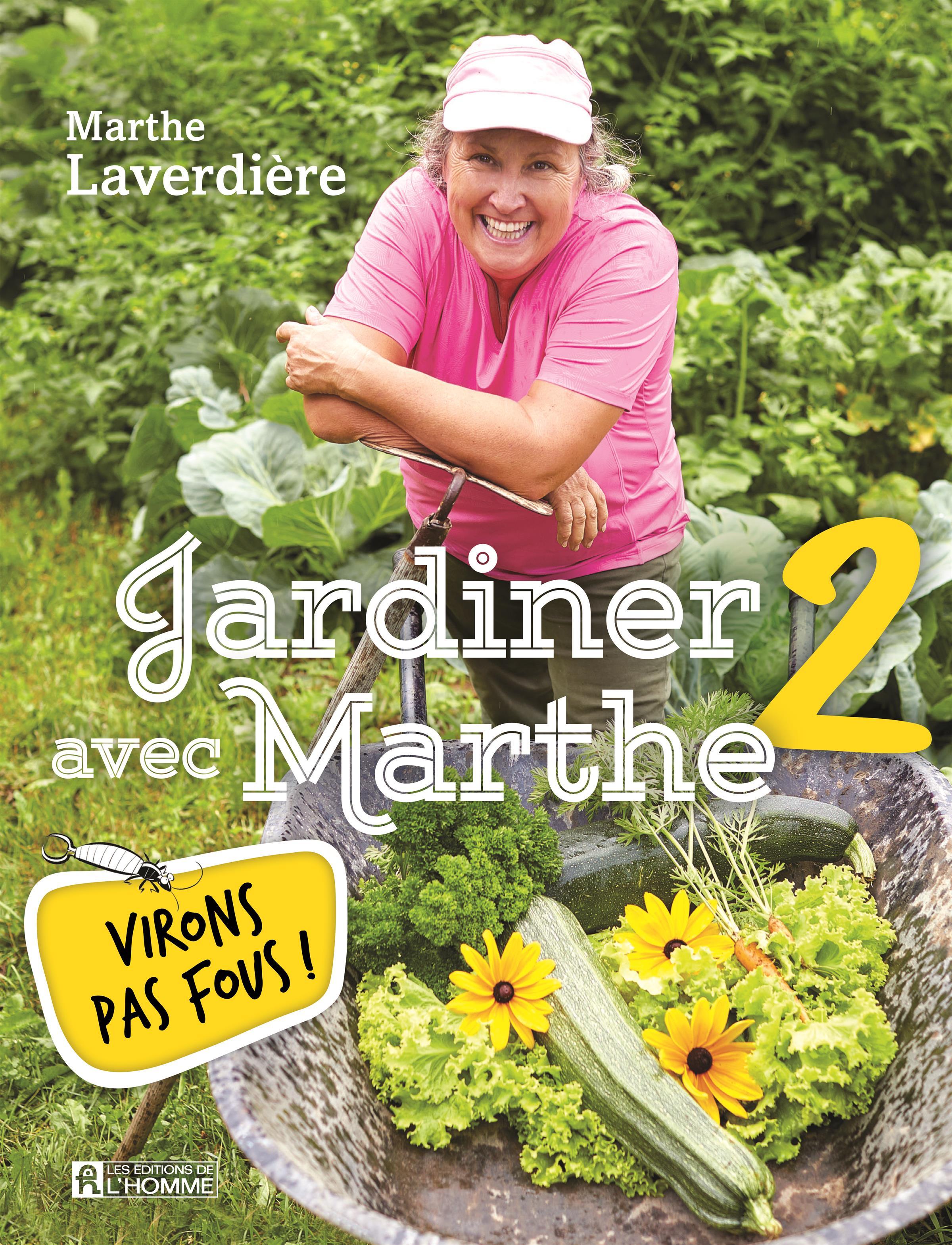 Jardiner avec Marthe tome 2