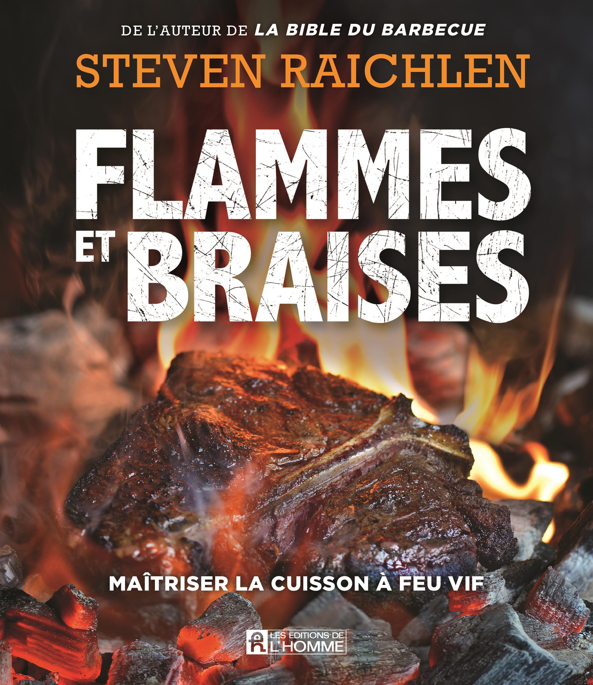 Flammes et braises