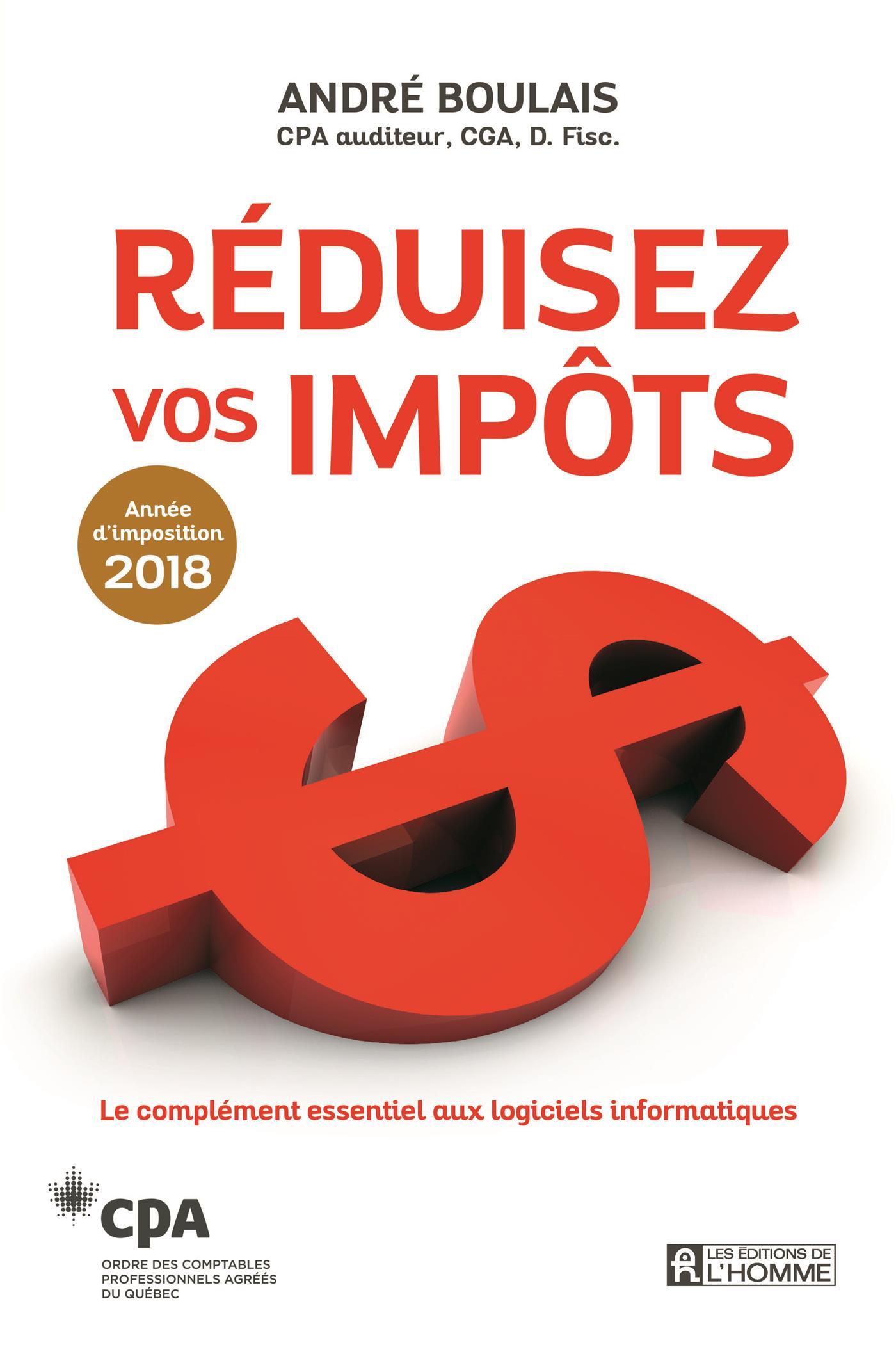 Réduisez vos impôts 2018
