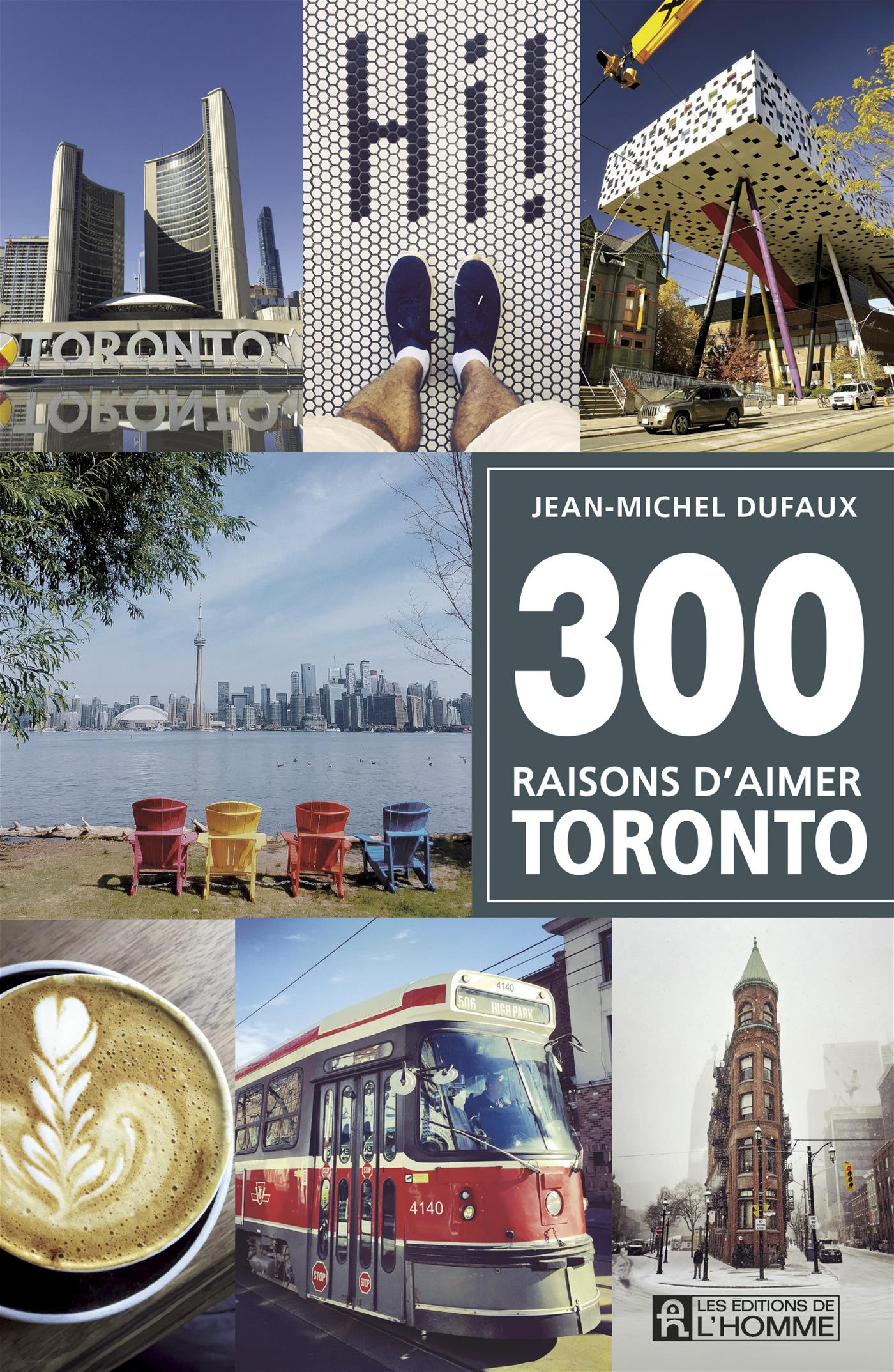 Image de couverture (300 raisons d'aimer Toronto)