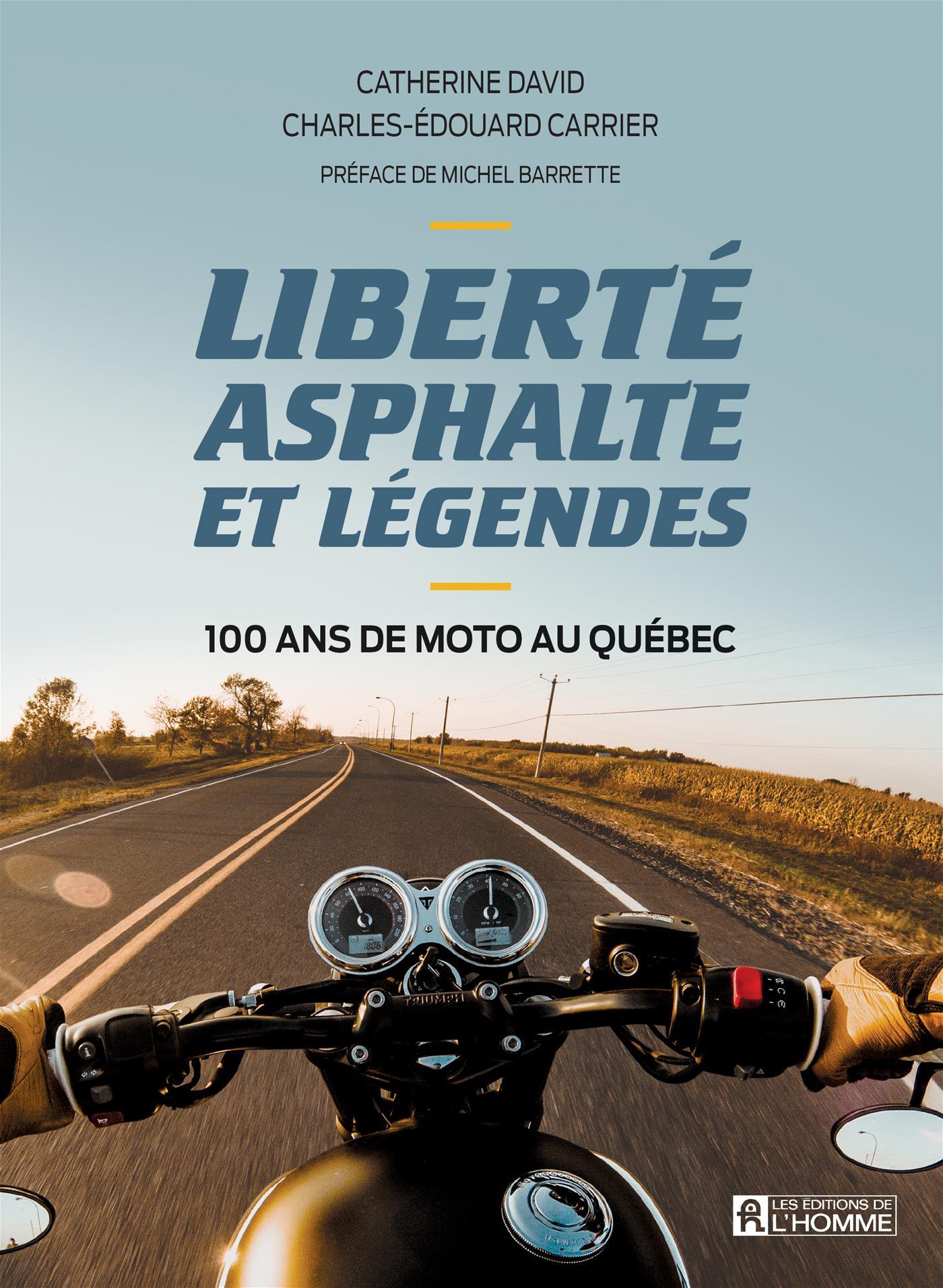 Image de couverture (Liberté, asphalte et légendes)