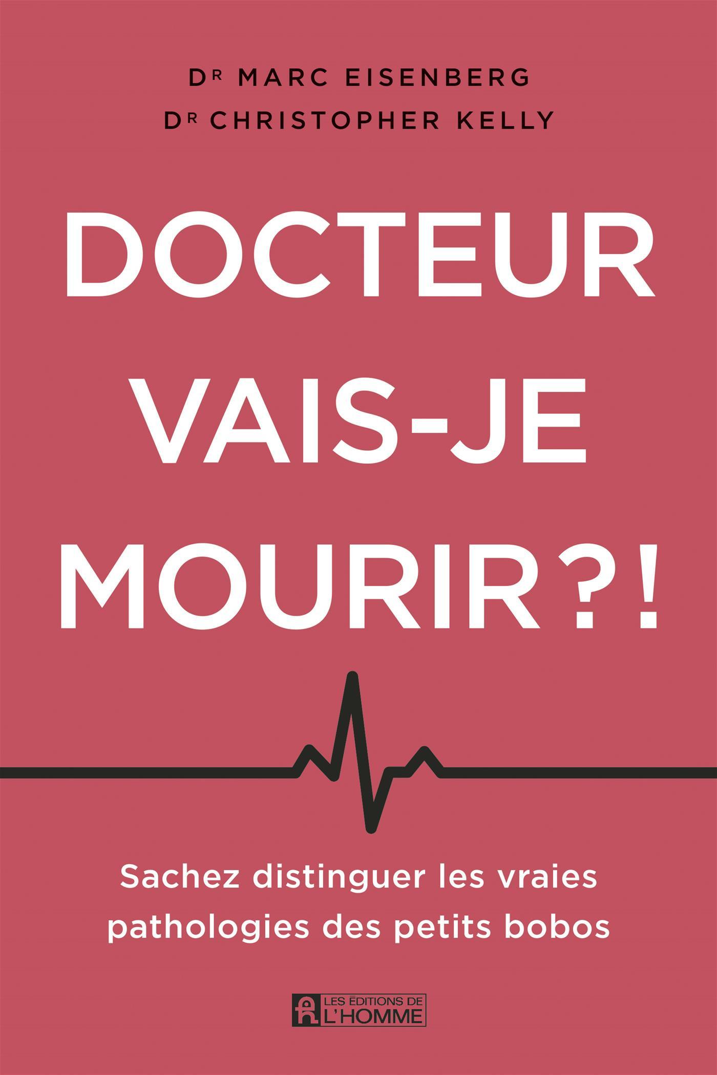 Image de couverture (Docteur, vais-je mourir?!)