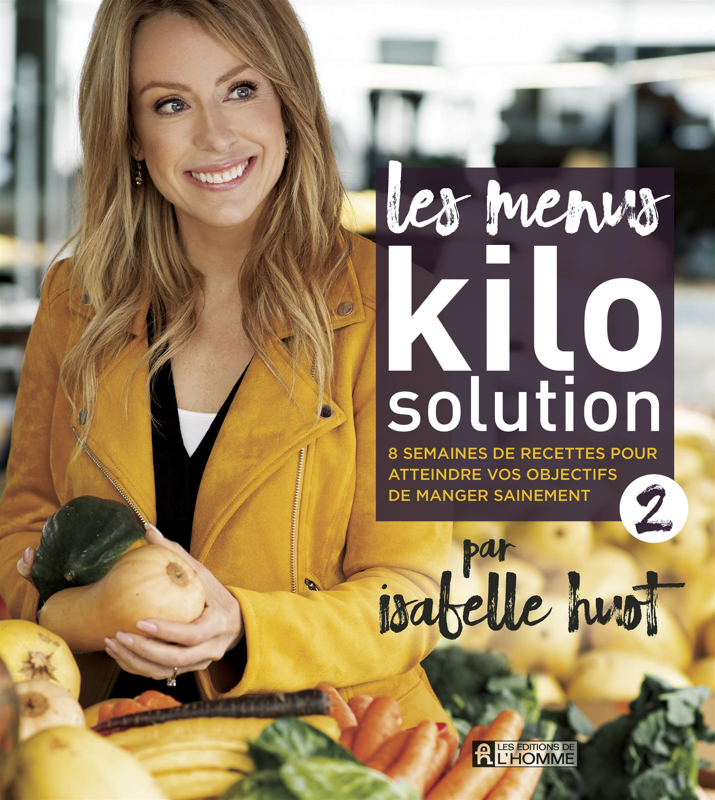 Image de couverture (Les menus Kilo Solution 2)
