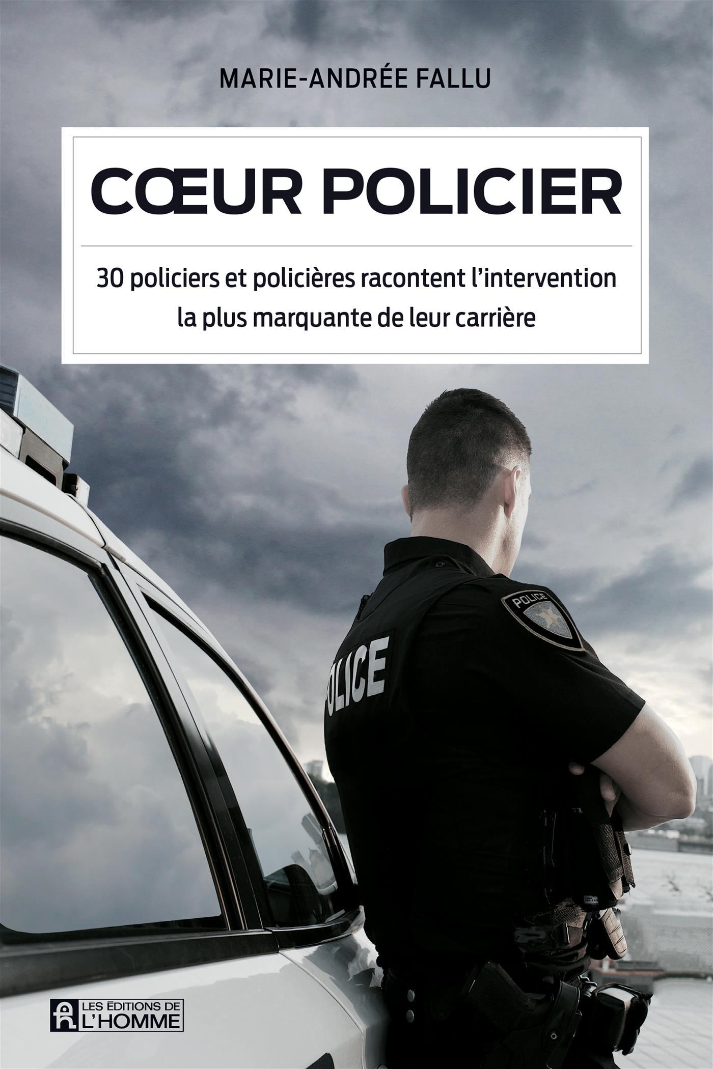 Image de couverture (Coeur policier)