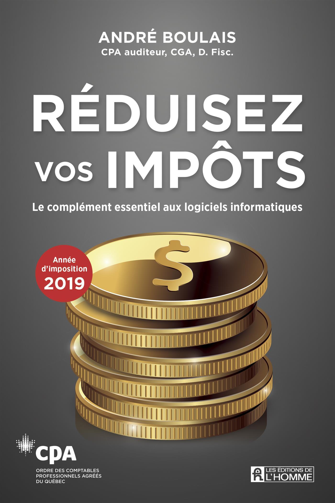 Réduisez vos impôts 2019