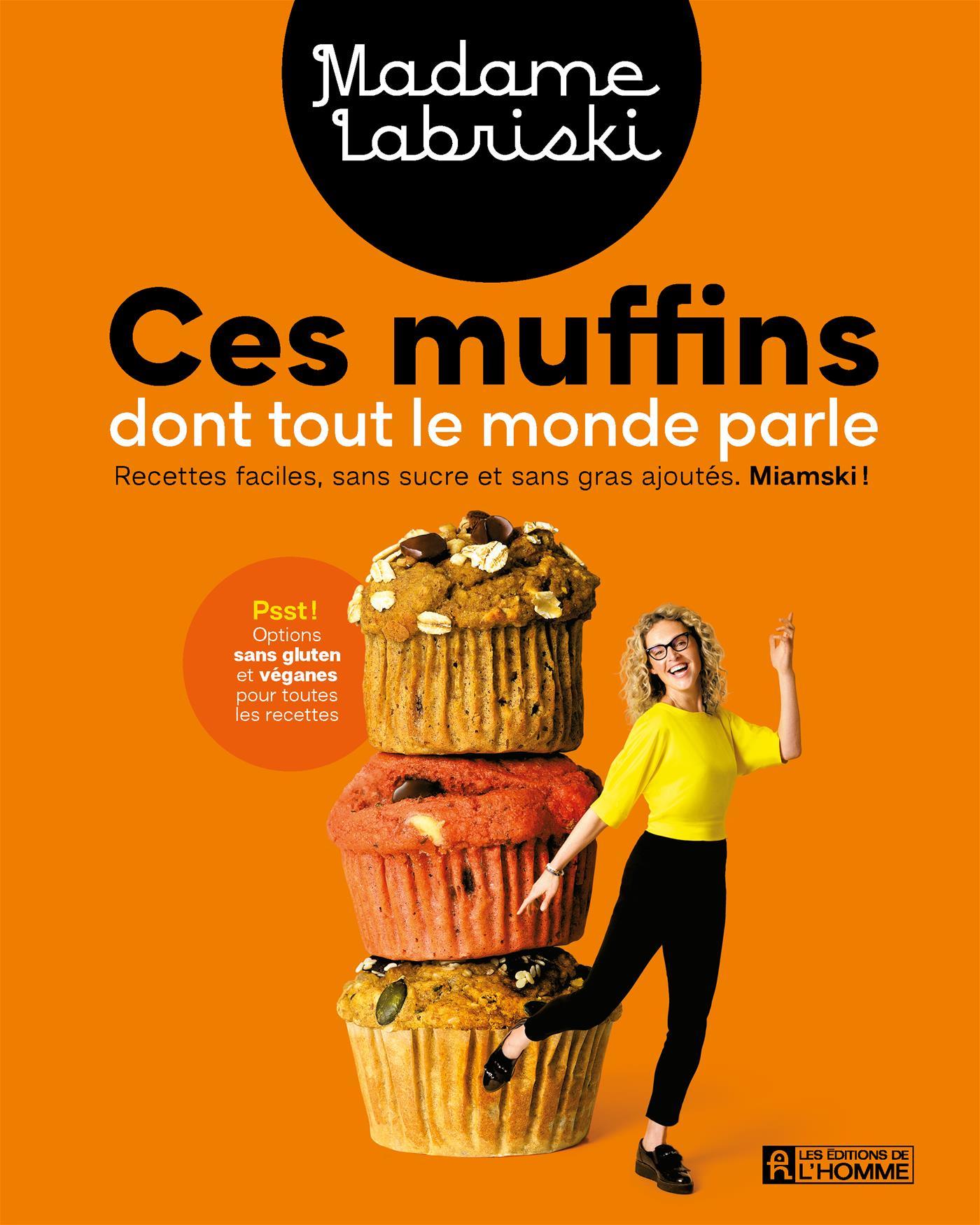Image de couverture (Ces muffins dont tout le monde parle)