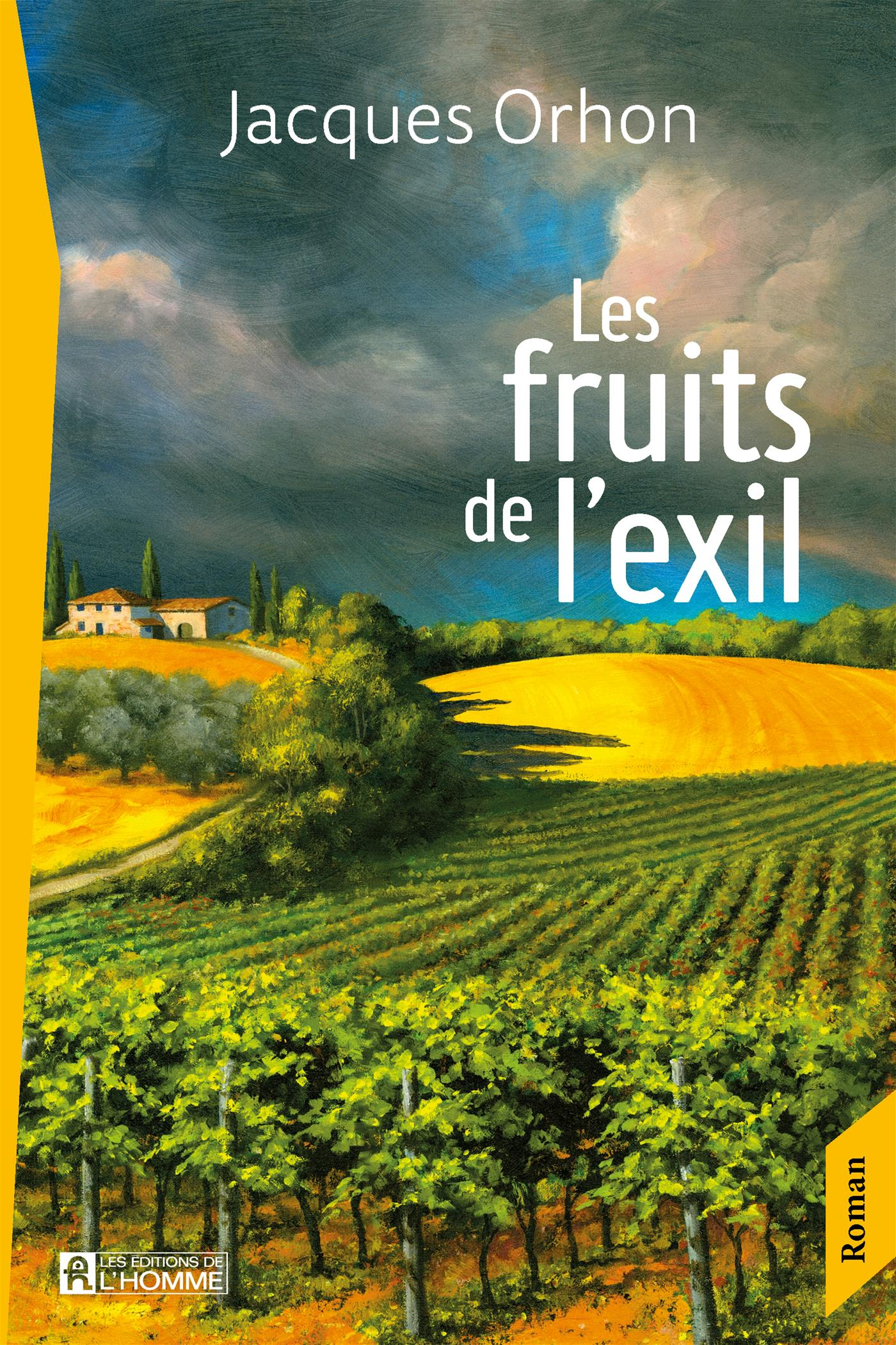 Cover image (Les fruits de l'exil)