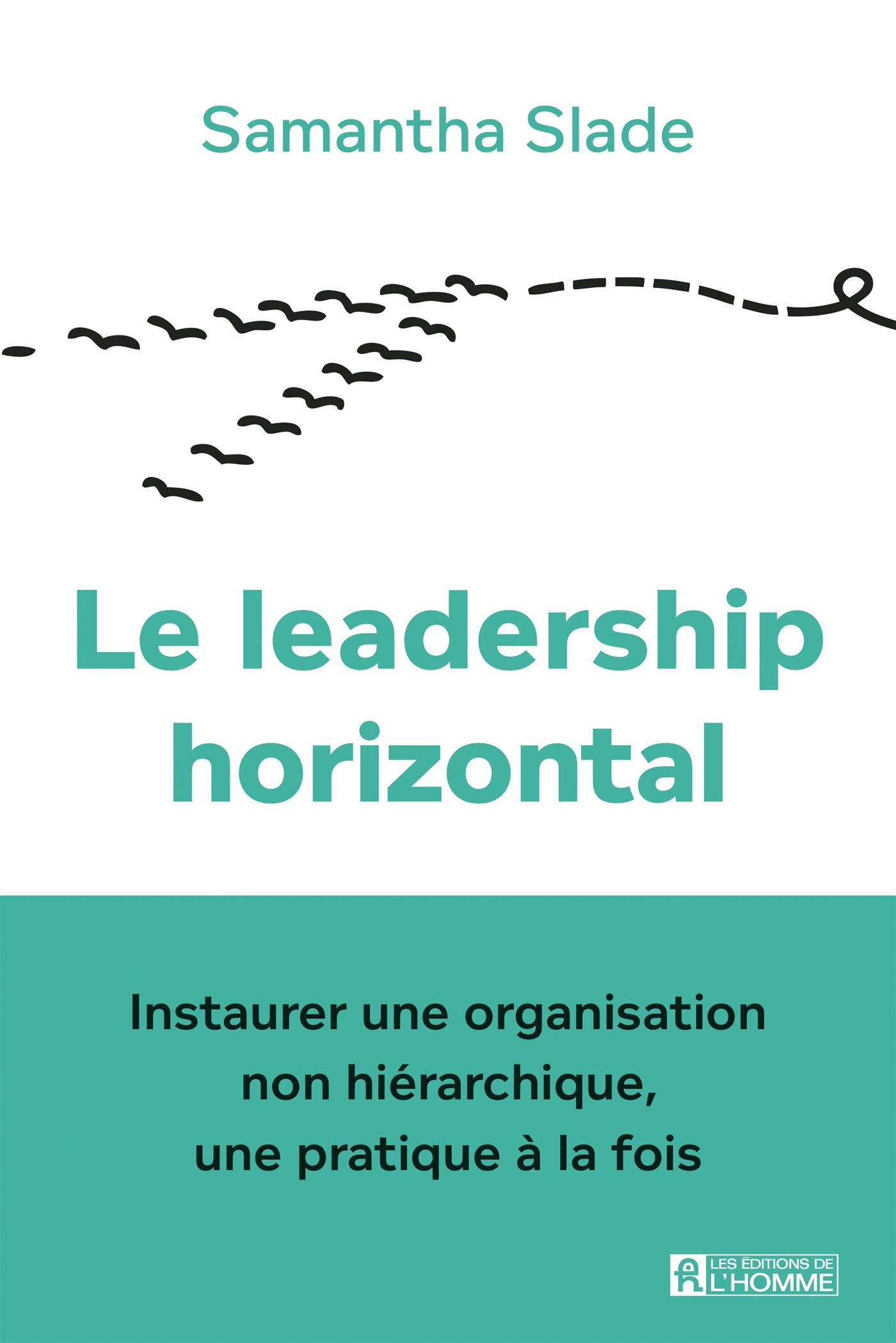 Image de couverture (Le leadership horizontal)