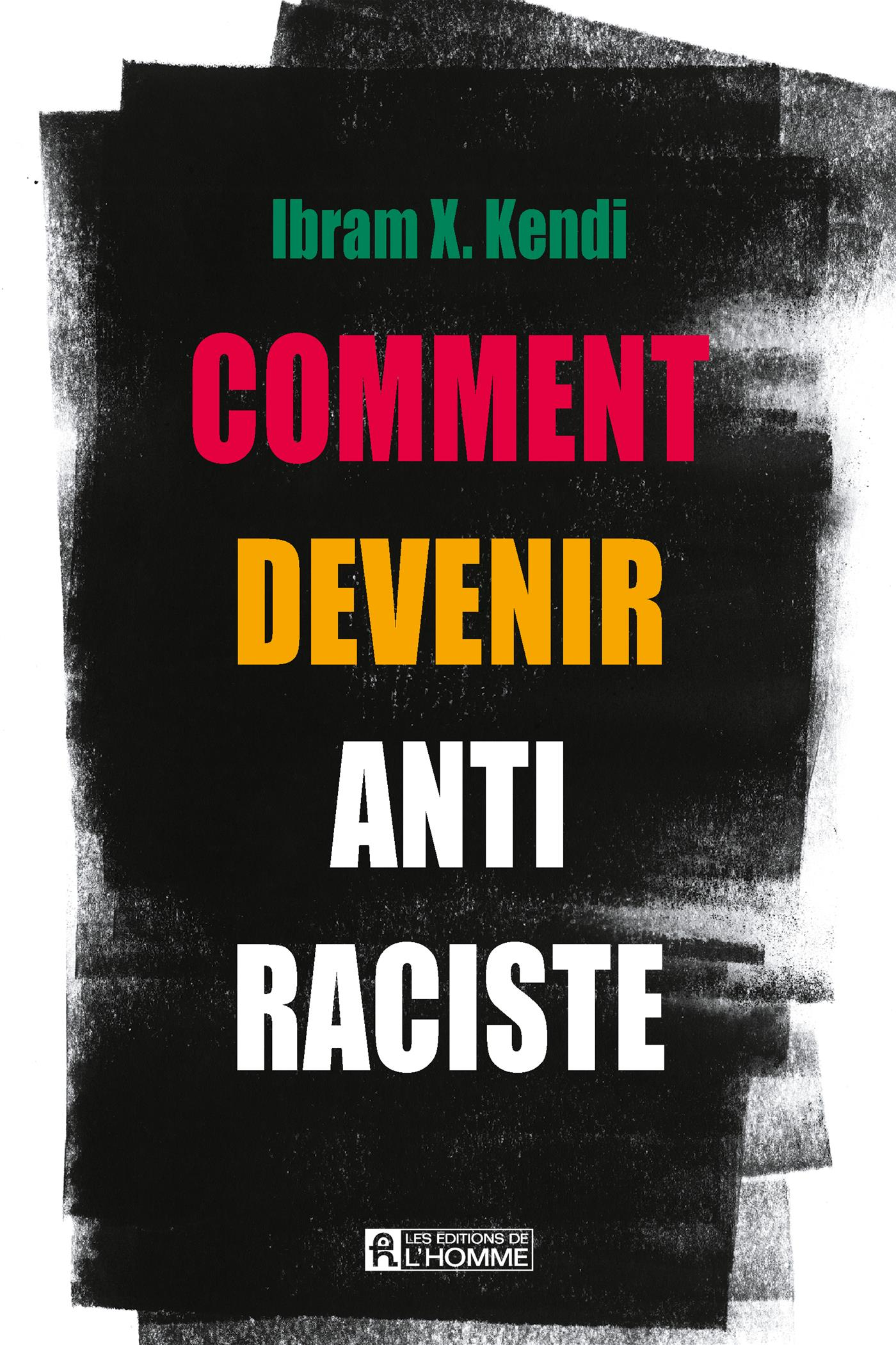 Image de couverture (Comment devenir antiraciste)