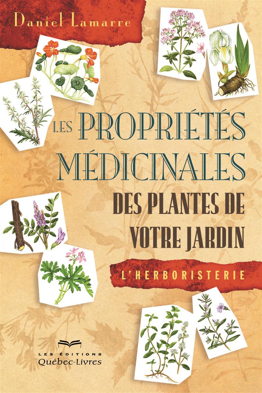 Livre les propri t s m dicinales des plantes de votre jardin l 39 herboristerie messageries adp - Comptoir de l herboristerie ...