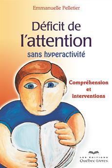 Déficit d'attention sans hyperactivité
