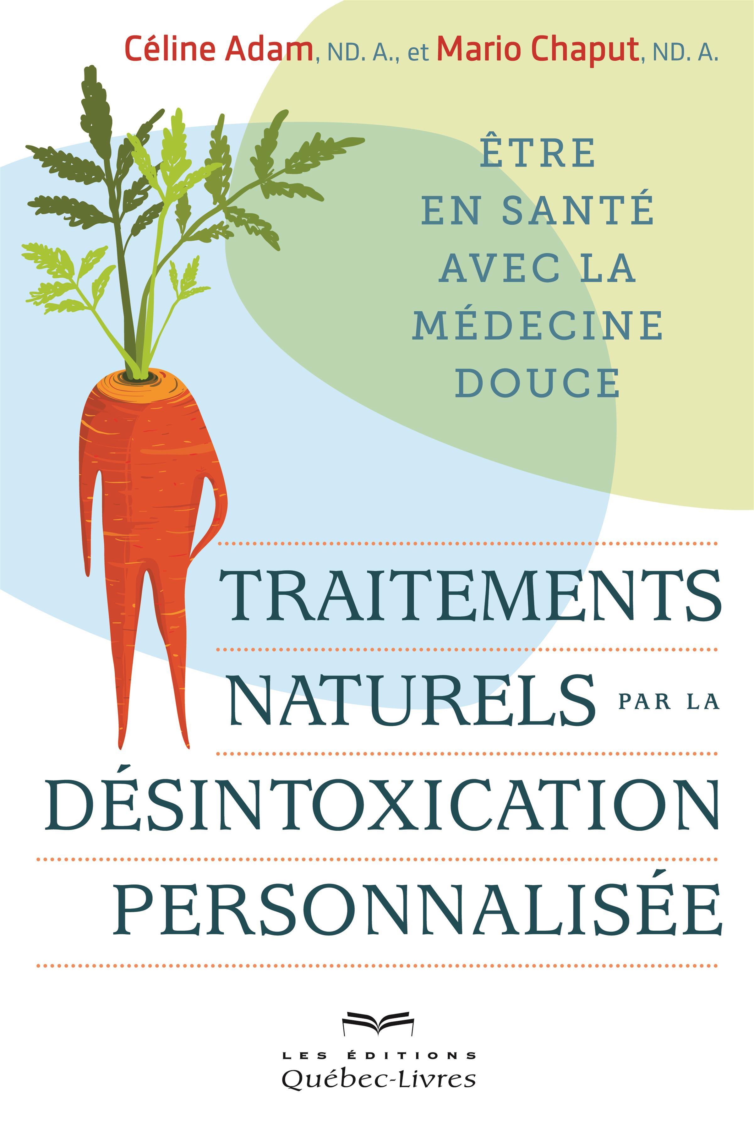 Livre Traitements naturels par la désintoxication