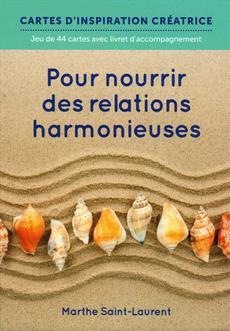 Coffret - Pour nourrir des relations harmonieuses