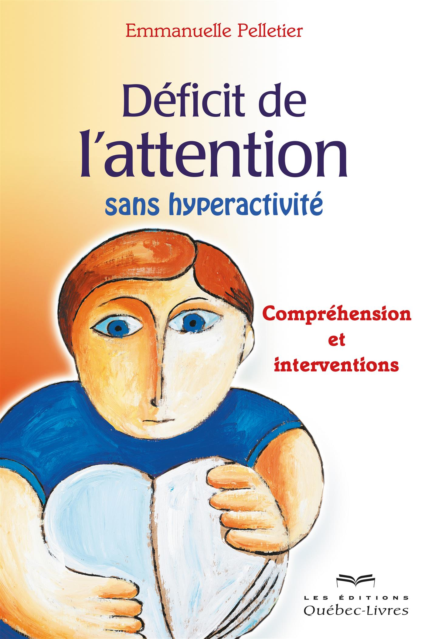 Déficit de l'attention sans hyperactivité