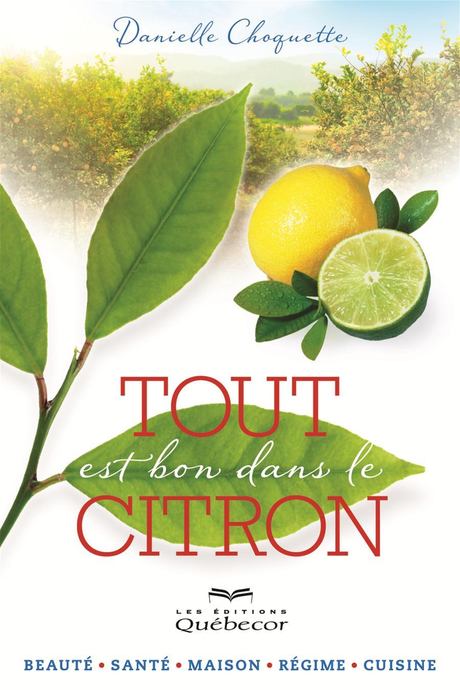 Tout est bon dans le citron