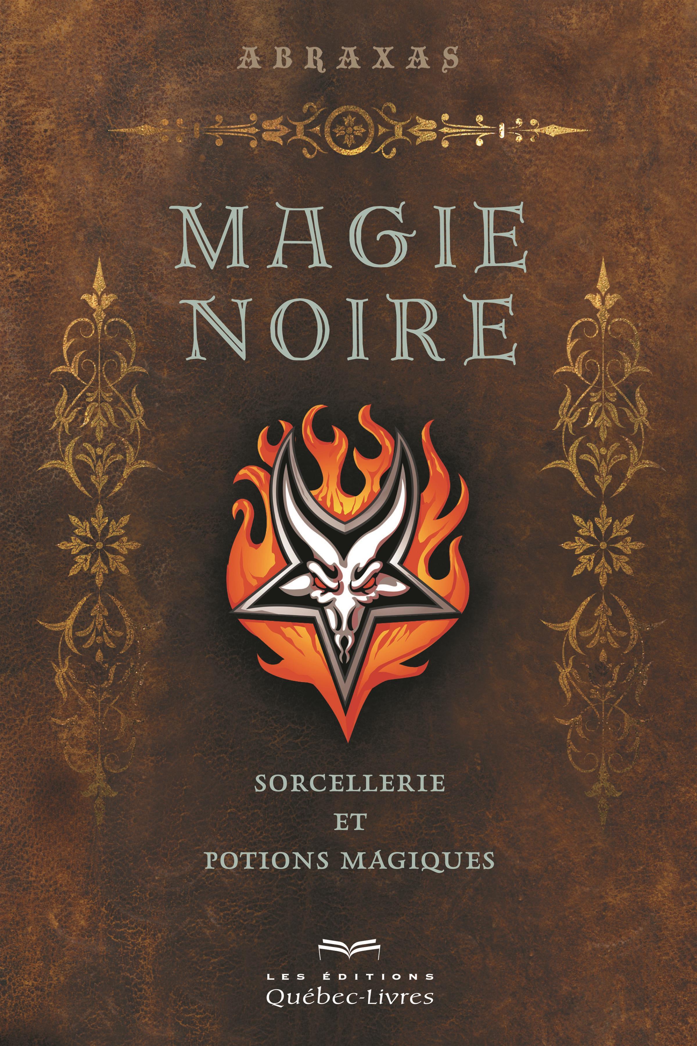 Livre Numérique epub Magie noire - Sorcellerie et potions
