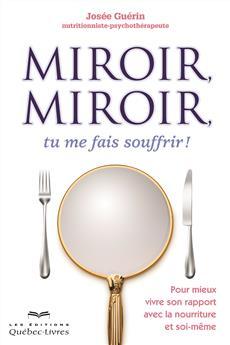 Miroir, miroir, tu me fais souffrir!