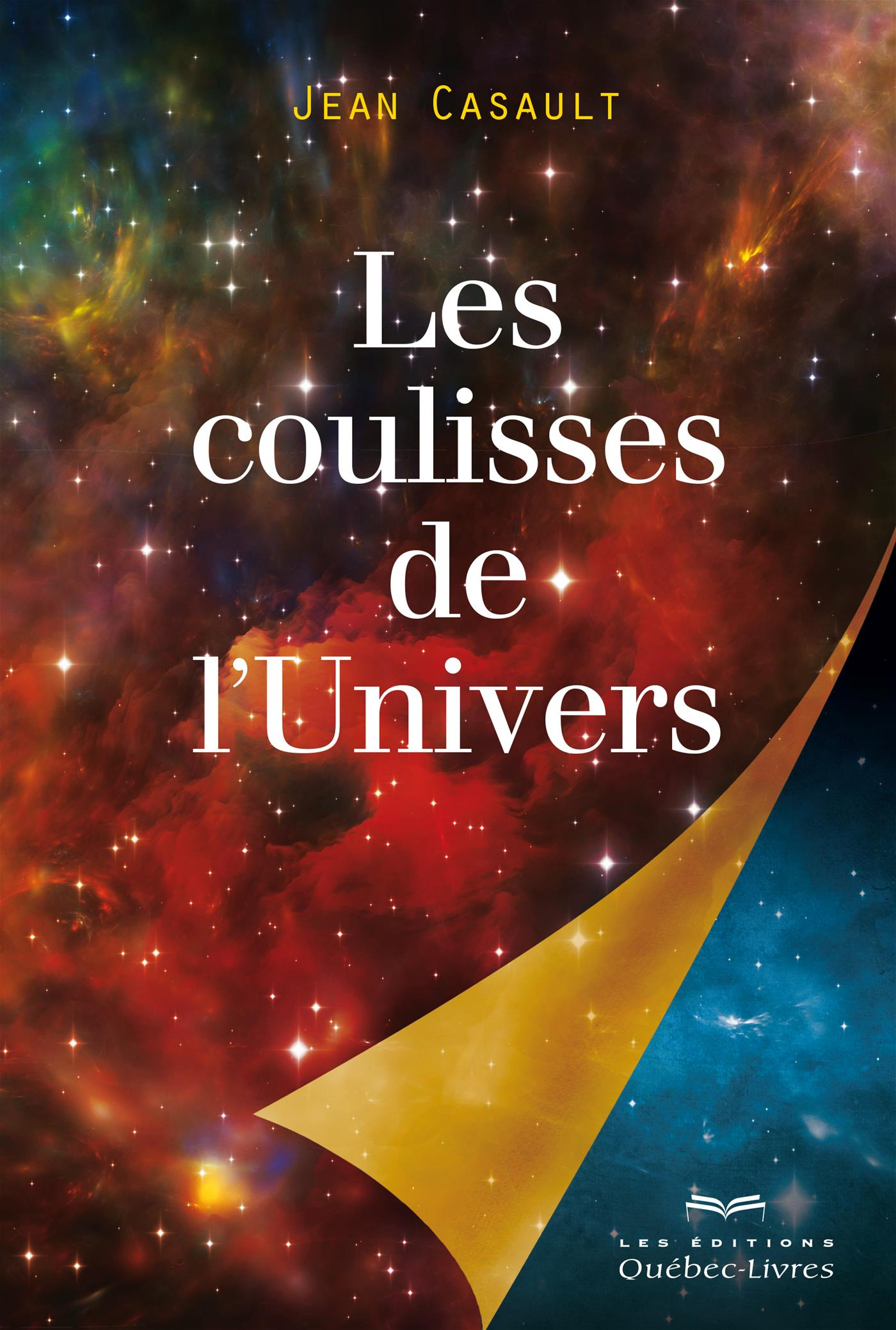 Le coulisses de l'Univers