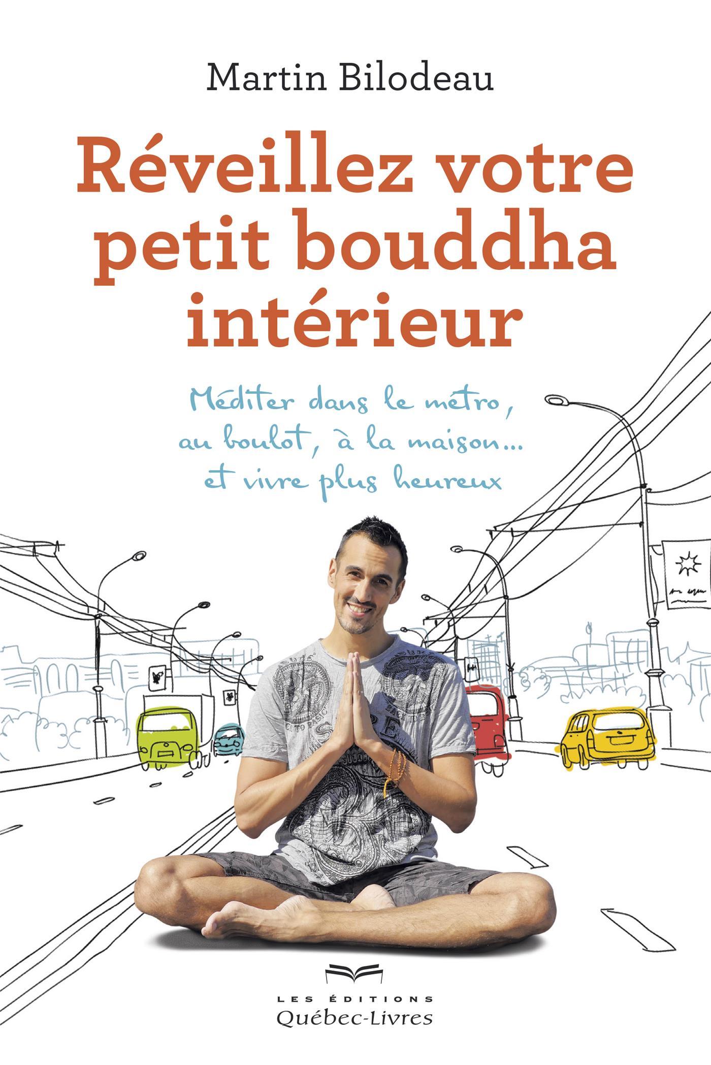 Image de couverture (Réveillez votre petit bouddha intérieur)