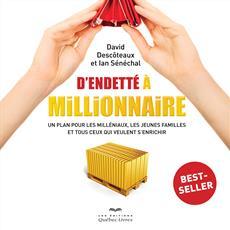 D'endetté à millionnaire (livre audio) [NUM]