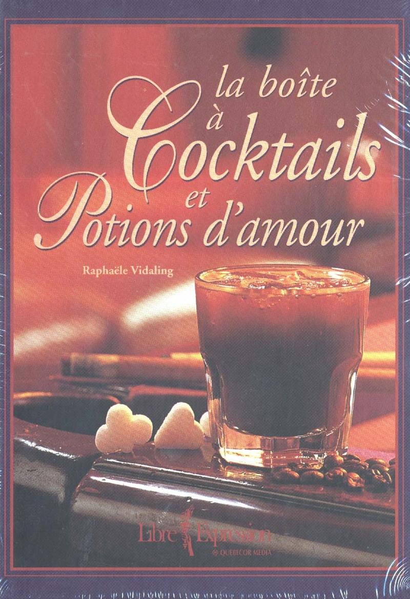 La Boîte à Cocktails et Potions d'amour