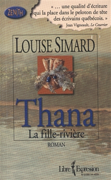 Thana, tome 1 - La fille-rivière