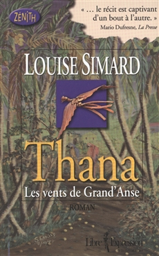 Thana, tome 2 - Les vents de Grand'Anse