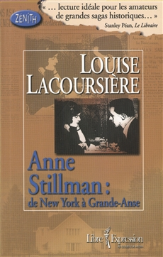 Anne Stillman, tome 2 - De New York à Grande-Anse