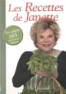 Les recettes de Janette