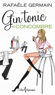 Gin tonic et concombre