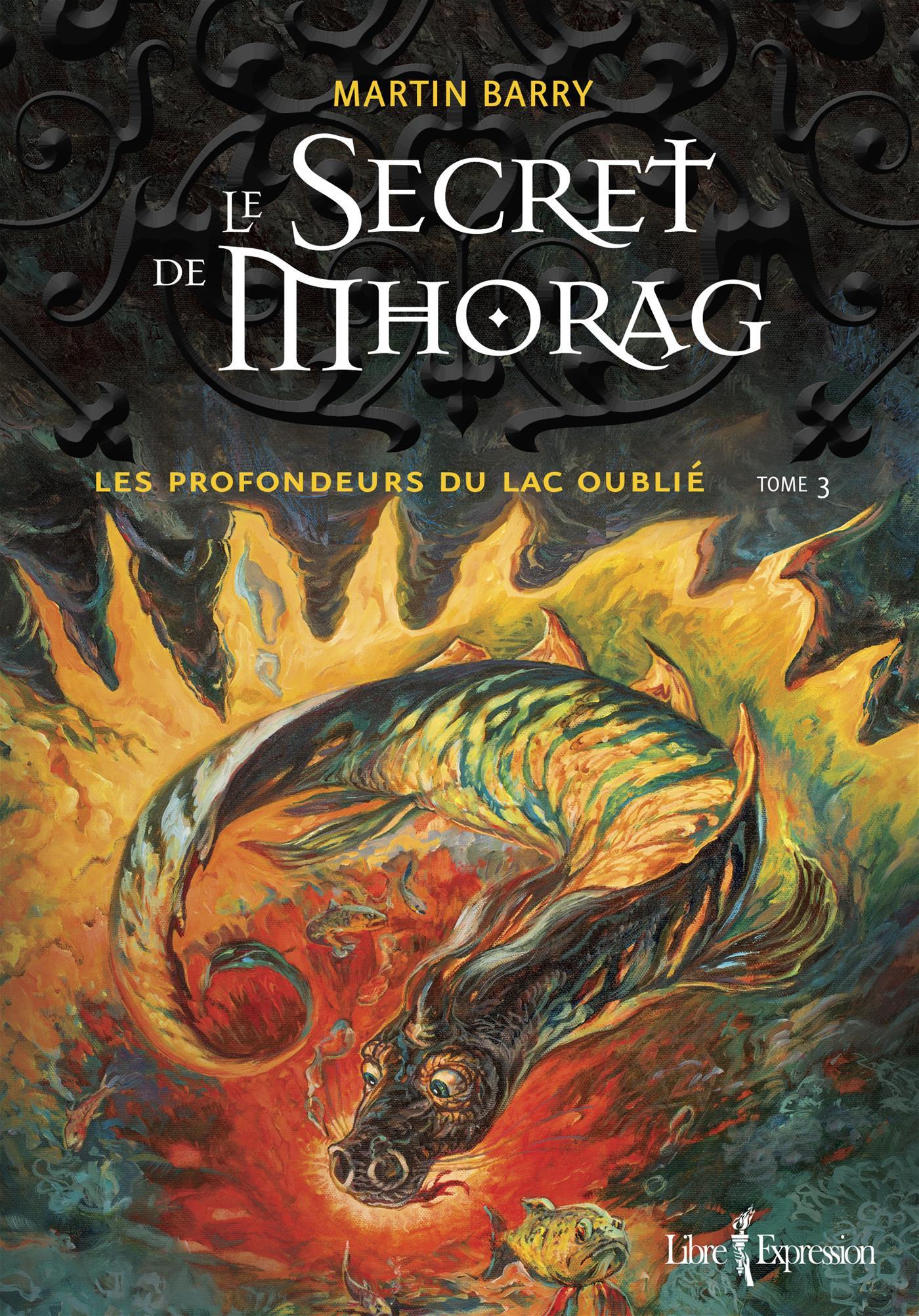 Le Secret de Mhorag, tome 3