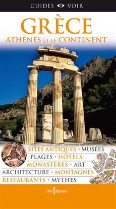 Guides Voir : Grèce, Athènes et le continent