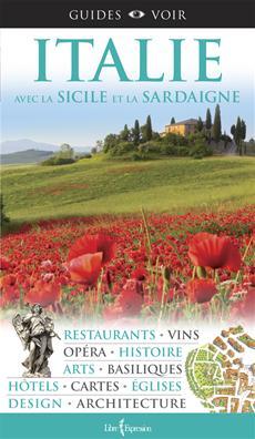 Guides Voir: Italie, Sicile Et Sardaigne