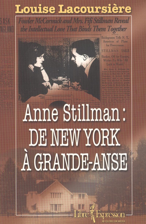 Anne Stillman, tome 2