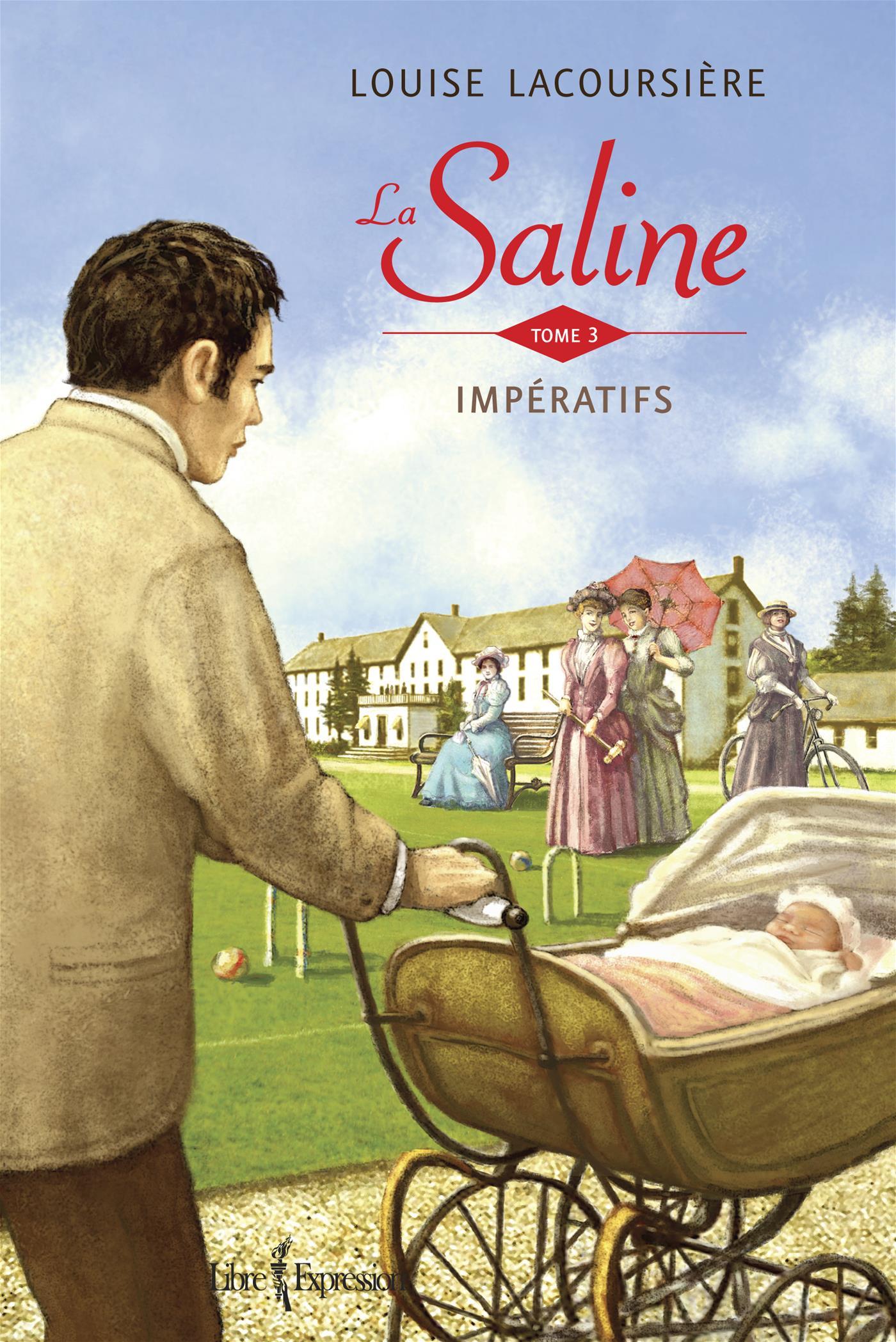La Saline, tome 3
