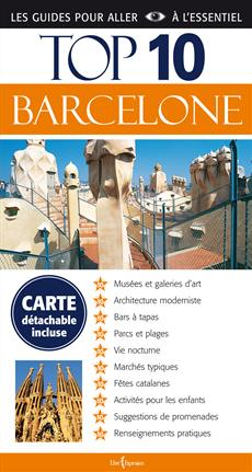 Top 10 : Barcelone