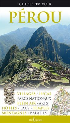 Guides Voir : Pérou
