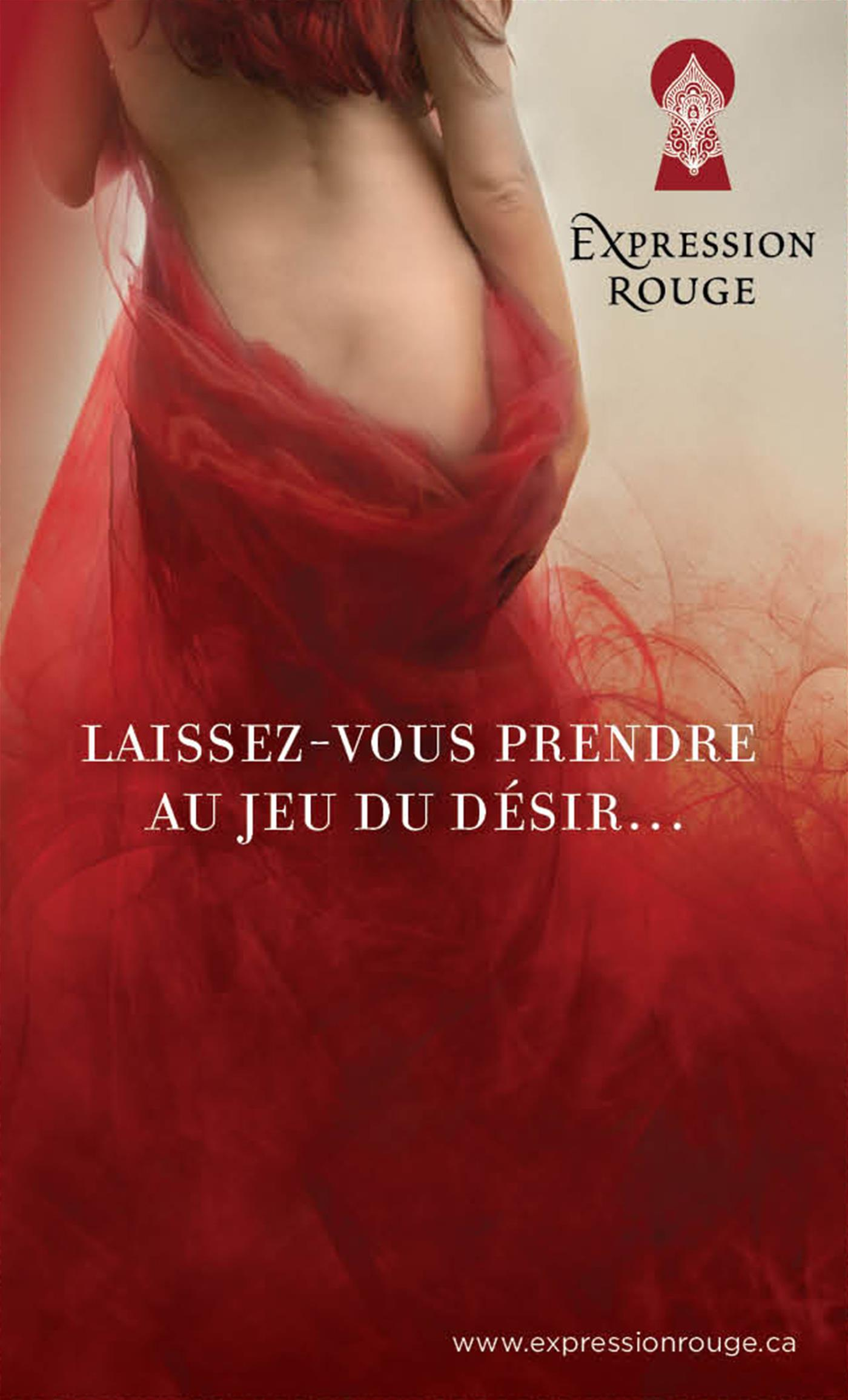 Coffret Expression rouge