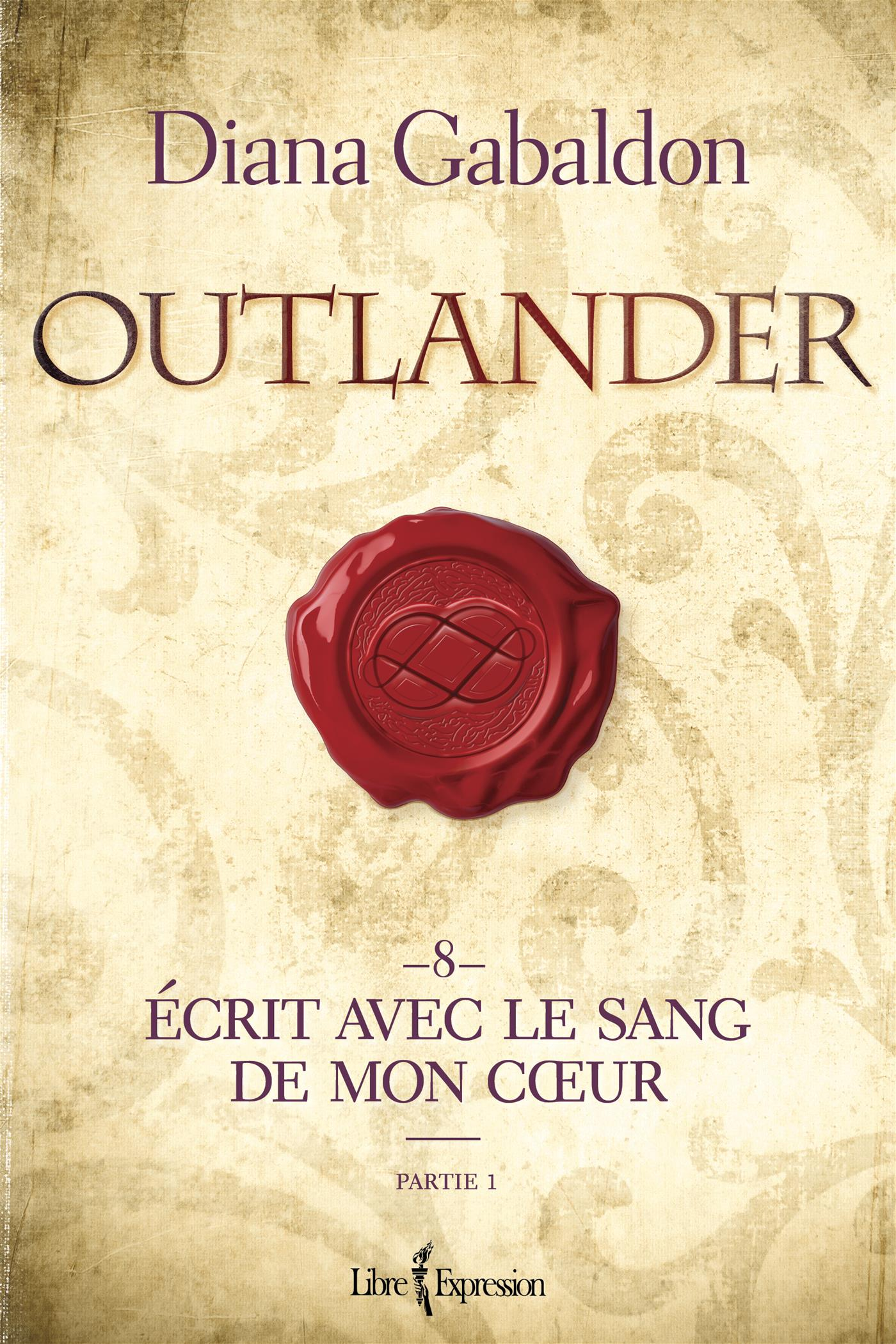 Outlander, tome 8 - partie 1