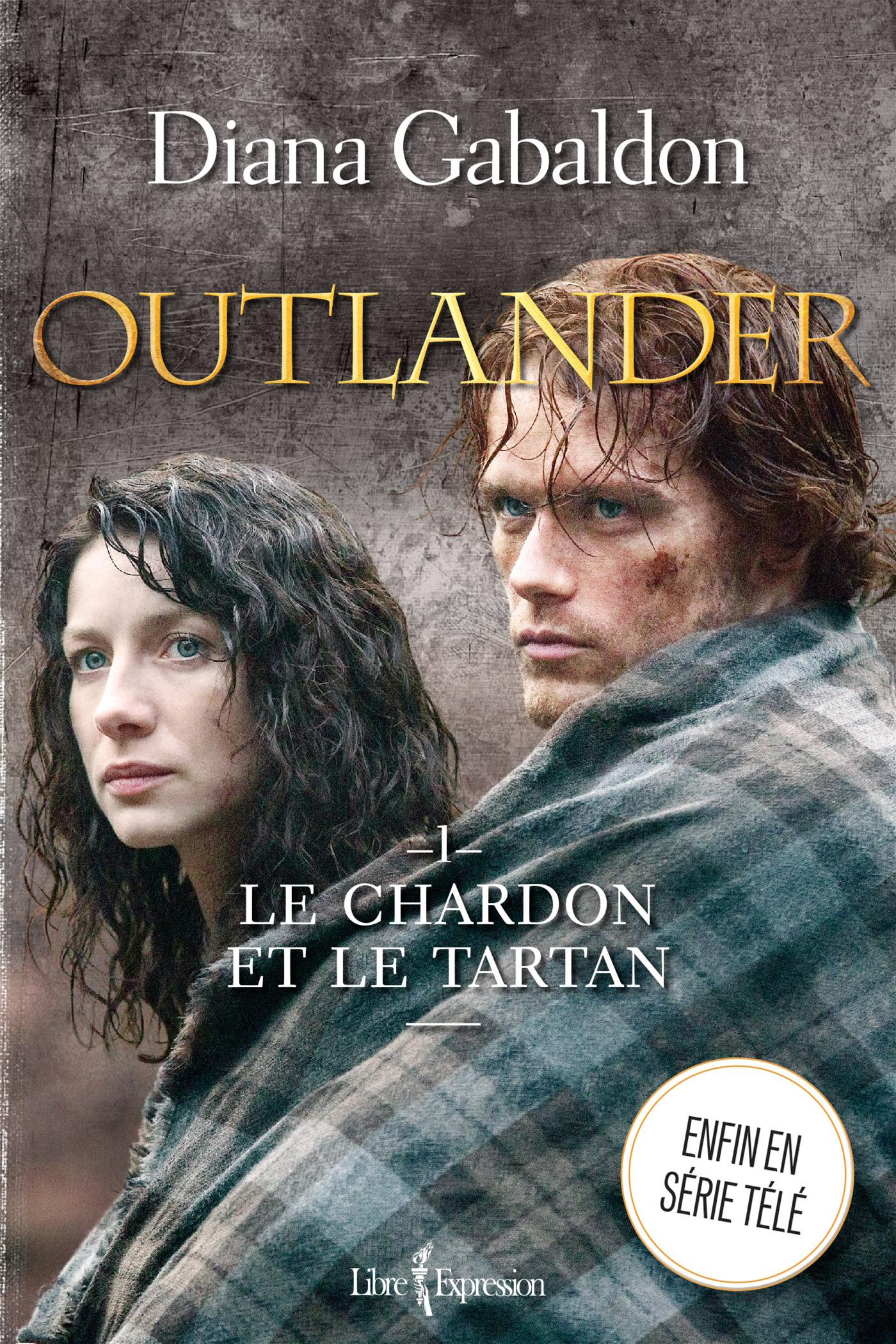 Cover image (Outlander, tome 1)