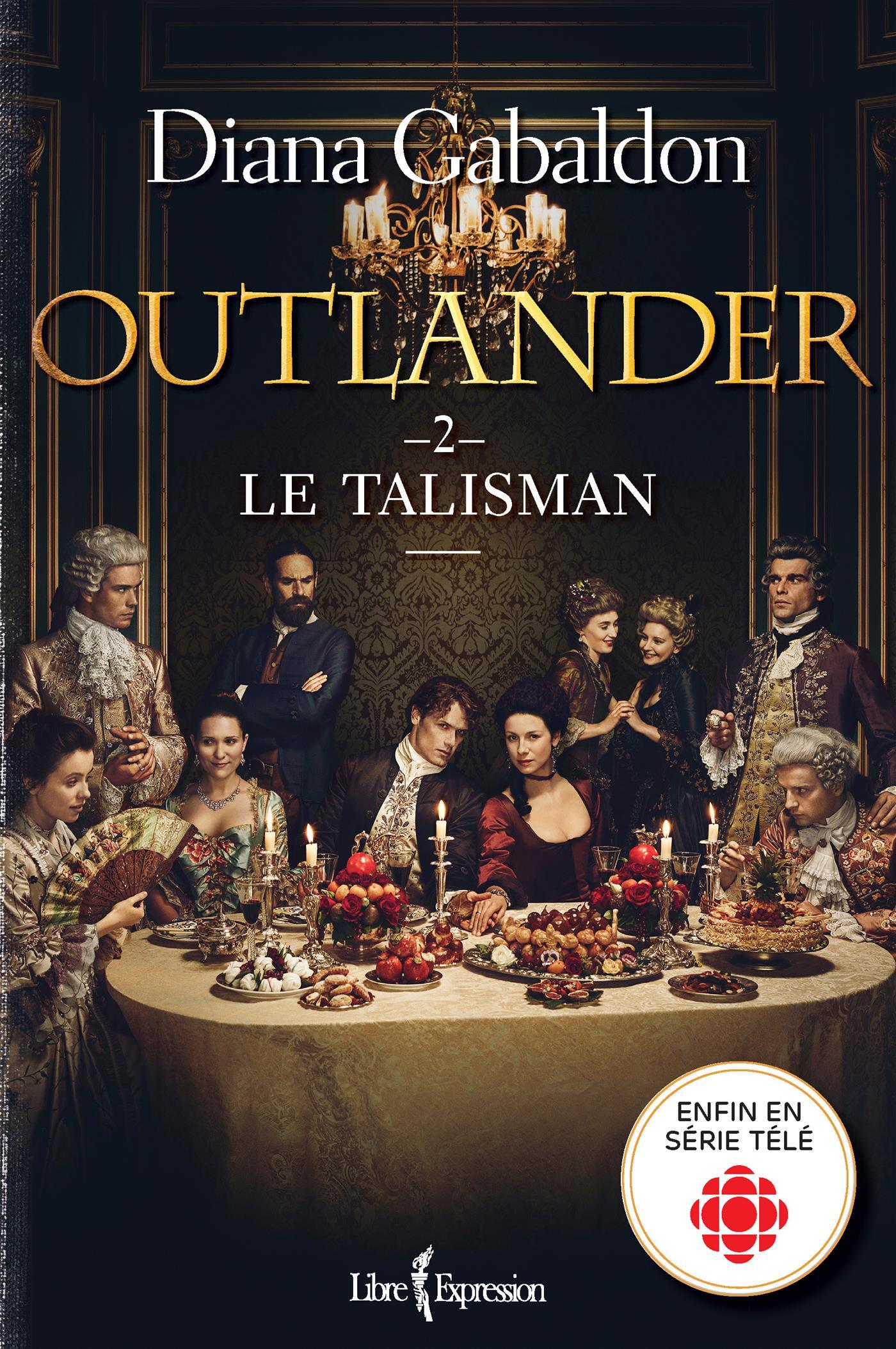 Outlander, tome 2