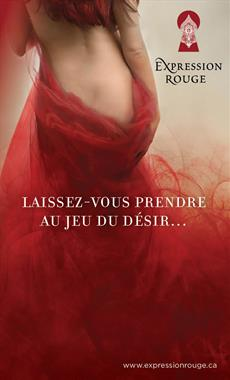 Coffret - Expression rouge
