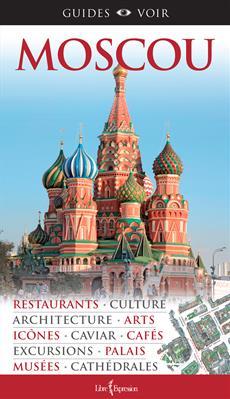 Guides Voir : Moscou