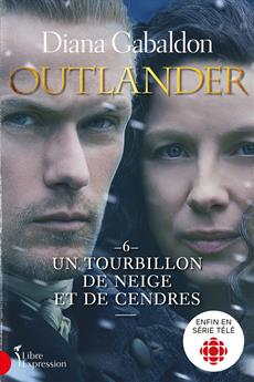 Outlander, tome 6 - Un tourbillon de neige et de cendres