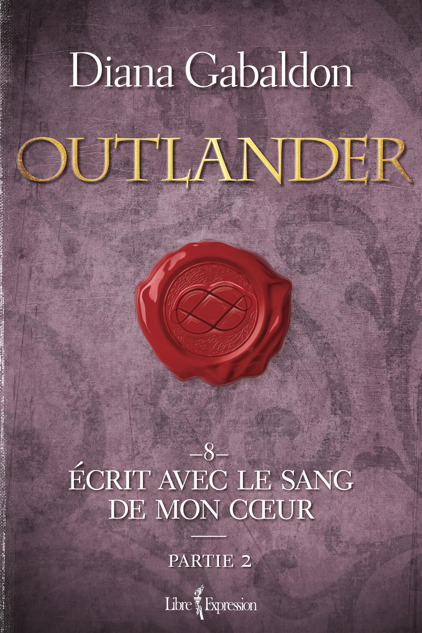Outlander, tome 8 - partie 2