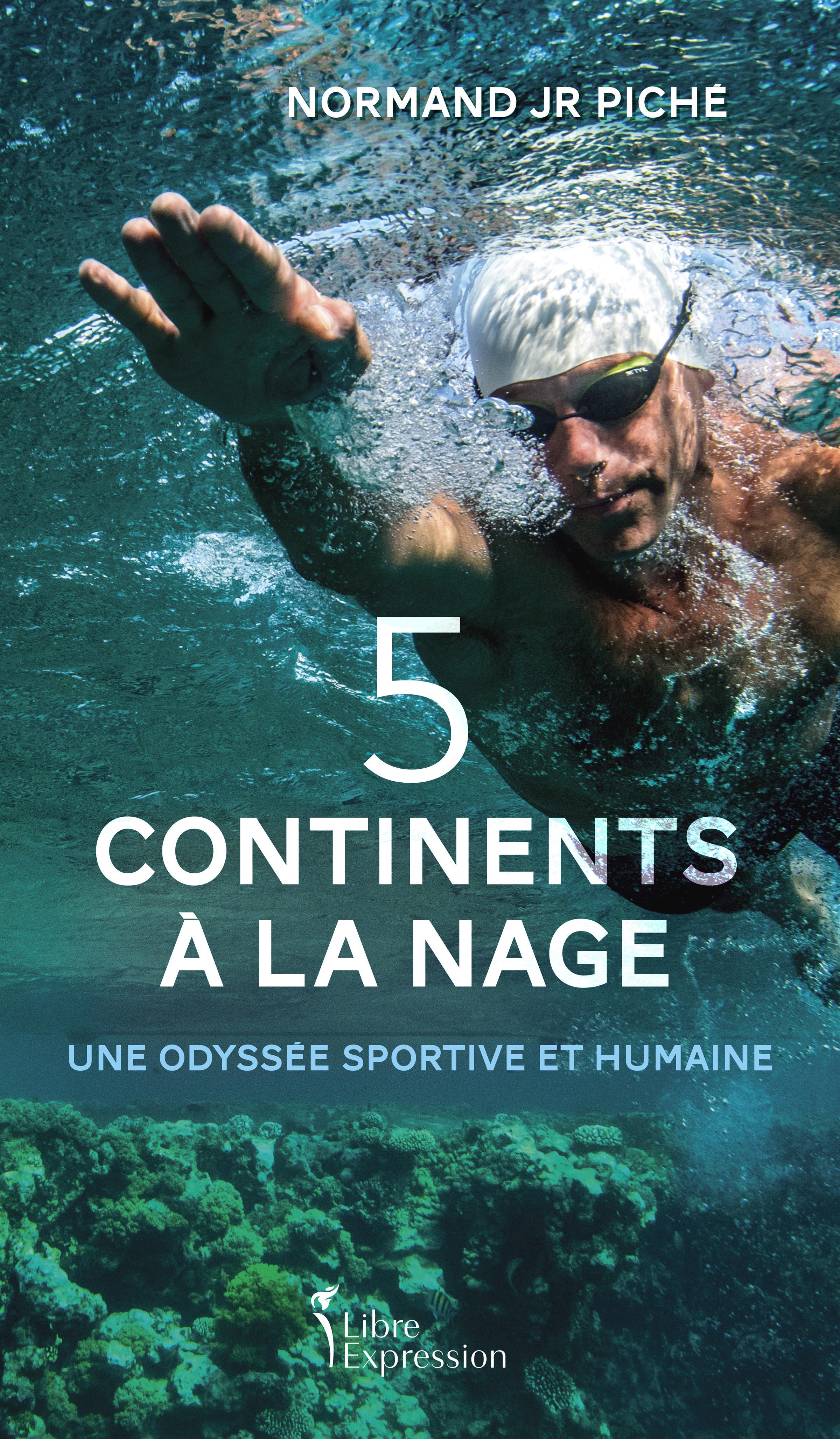 Cinq continents à la nage